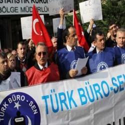 Türk-Büro-Sen-Meydanlara-Çıkıyor