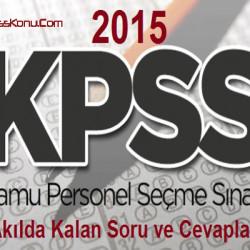 2015 kpss soruları ve cevapları