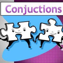 İngilizce baglaclar conjunctions