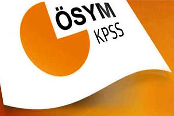 2016 KPSS Ortaöğretim Sınav Sonuçları