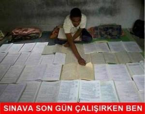 son-gün-sınava-çalışmak